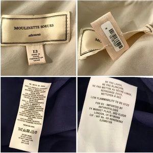 Anthropologie Dresses - Anthropologie Moulinette Soeurs Split Print Dress